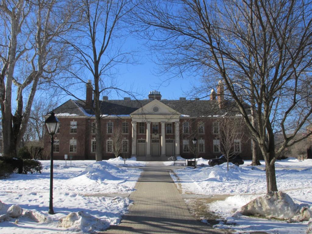 Deerfield Academy.
