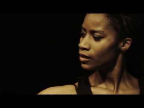 Yinka Graves. Flamenco dancer extraordinaire.
