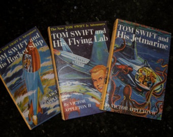 My dad found stack of these and threw them away. You know how good they must have been. He was too late. I'd already read them. All of them.