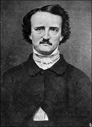 Meet Auguste Dupin, aka, E. A. Poe.