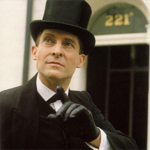 Jeremy Brett was perfect as the great detective.