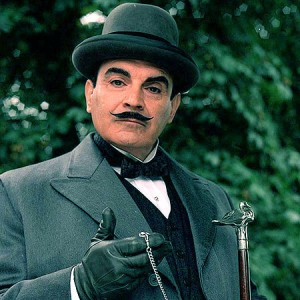 David Suchet is perfect, even more than perfect, as the great detective.