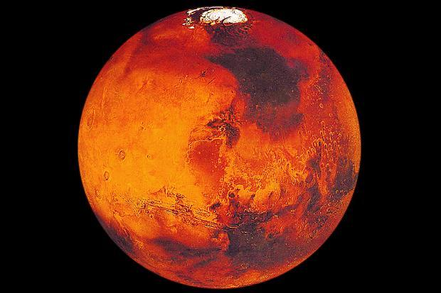 Afraid of the Blood Moon? Be very afraid of Mars. But lest you be frightened, he can be killed. Or atl least0Ut of sorts by his mother.