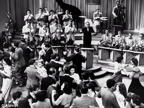 The Ted Heath Orchestra.
