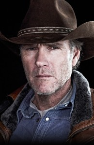 The old fashioned sheriff.
