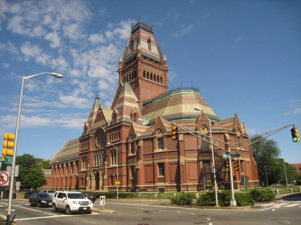 Memorial Hall.