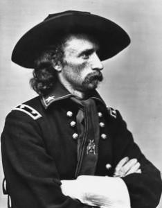 General pro-tem Custer