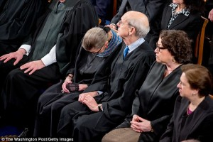 "They tried to wake her up by asking if she was ready to retire yet. She said ""FU"" and resumed her nap."