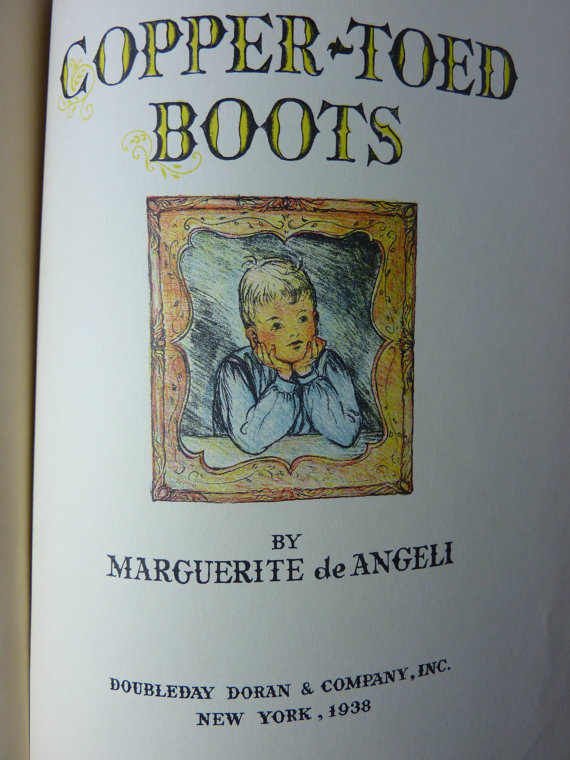 Boys want boots. She knew that.