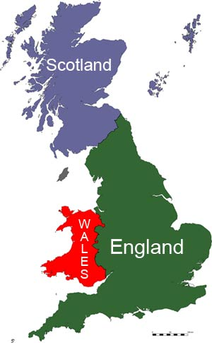 Without Scotland, England looks like a dog without a head. Pretty much the truth of it.