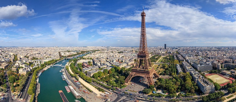 The Paris, France, of your imaginings.