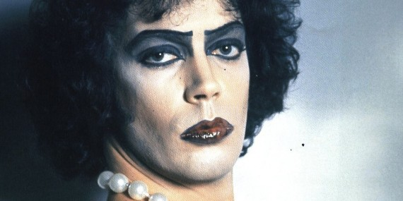 Tim Curry. Rocky Horror Picture Show..